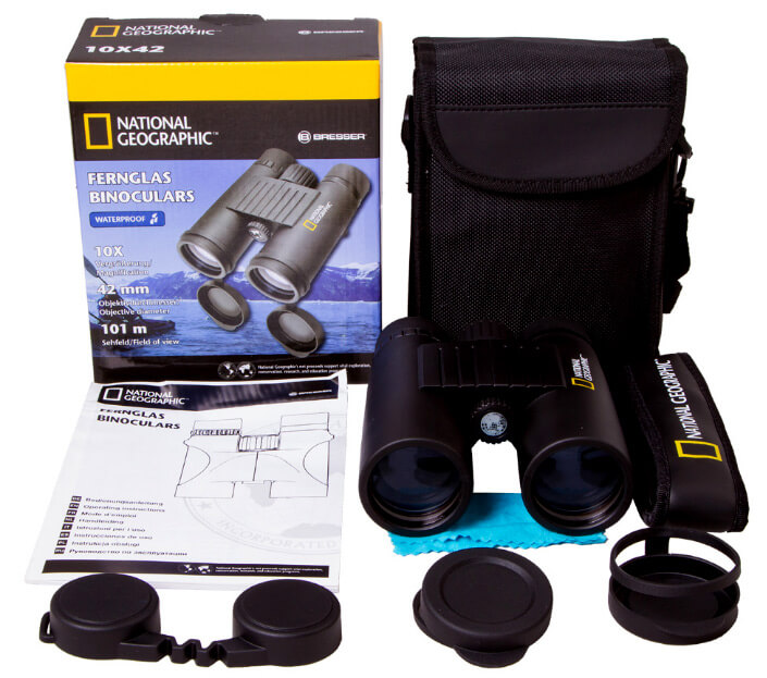 Bresser National Geographic 10x42 WP