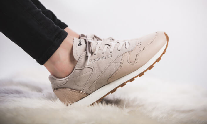 CLASSIC LEATHER GOLDEN NEUTRALS от Reebok
