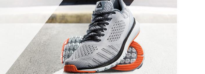7fa30910 REEBOK — очень удобные кроссовки для бега