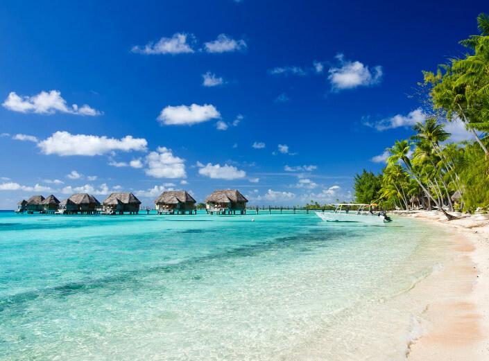 Tikehau beach. Лучшие пляжи мира.
