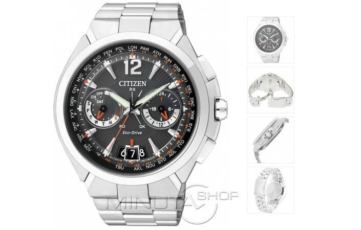 Citizen CC1090-52E. Лучшие наручные мужские часы 2017.