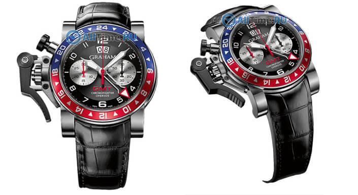 Graham 2OVHS.B39A.C118S. Лучшие наручные мужские часы 2017.