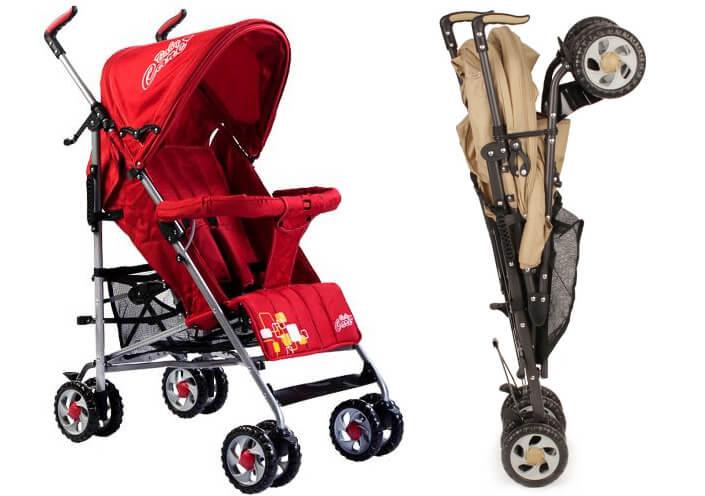 Baby Care City Style. Лучшие коляски для лета.