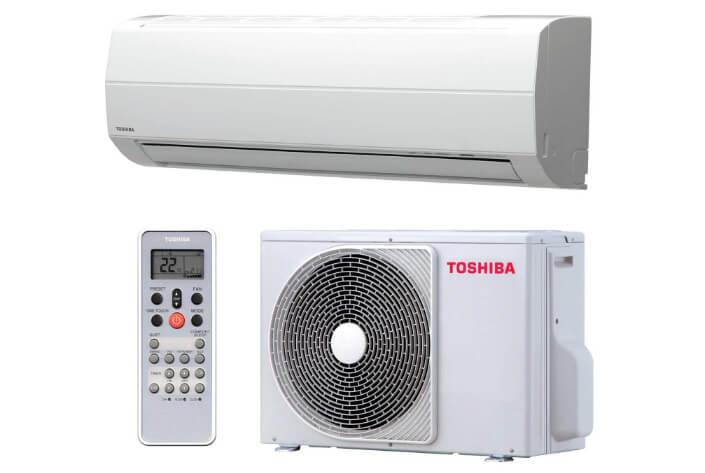 Toshiba RAS-10SKHP-ES/RAS-10S2AH-ES. Лучшие кондиционеры 2017.