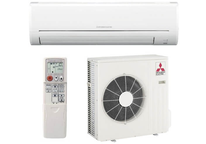 Mitsubishi Electric MS-GF50VA / MU-GF50VA. Лучшие кондиционеры 2017.