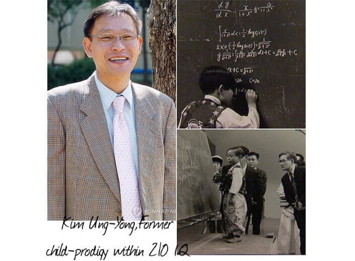 Ким Унг-Йонг IQ – 210. Самые умные люди мира.
