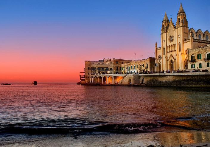 Мальта. лучший климат.