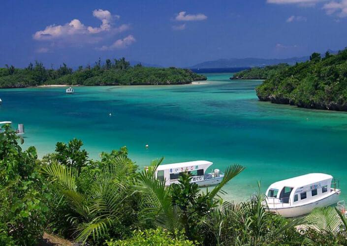Остров Окинава. лучший климат в мире.