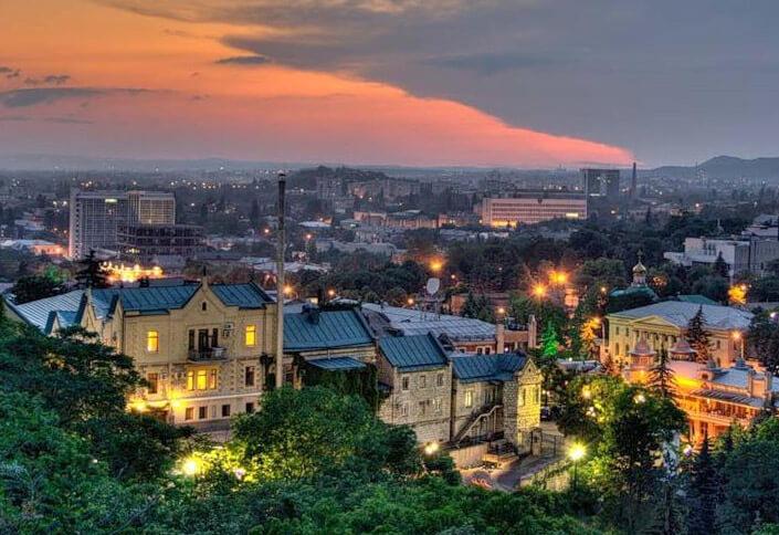 Пятигорск, Ставропольский край. Лучший климат для проживания в России