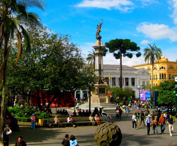 Эквадор - страна с самым лучшим климатом
