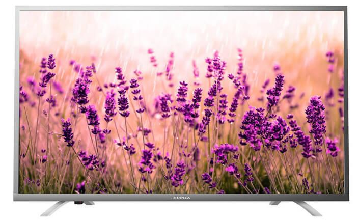SUPRA STV-LC55ST900UL. Лучшие телевизоры 2017 года.