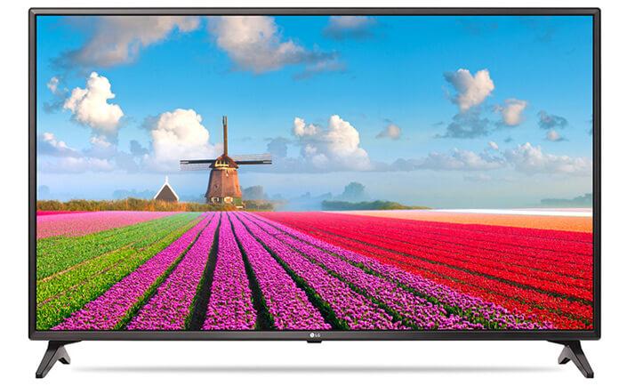 LG 49LJ610V. Лучшие телевизоры 2017 года.