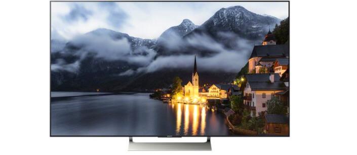 Sony KD49XE9005. Лучшие телевизоры 2017 года.