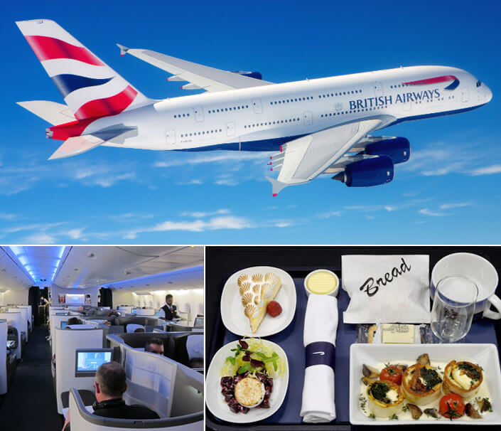 British Airways. Лучшие авиакомпании мира 2017. Рейтинг авиакомпаний