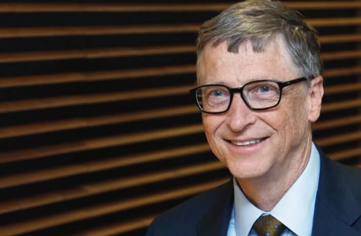 Билл Гейтс. Самые богатые люди 2017 (рейтинг Форбс)