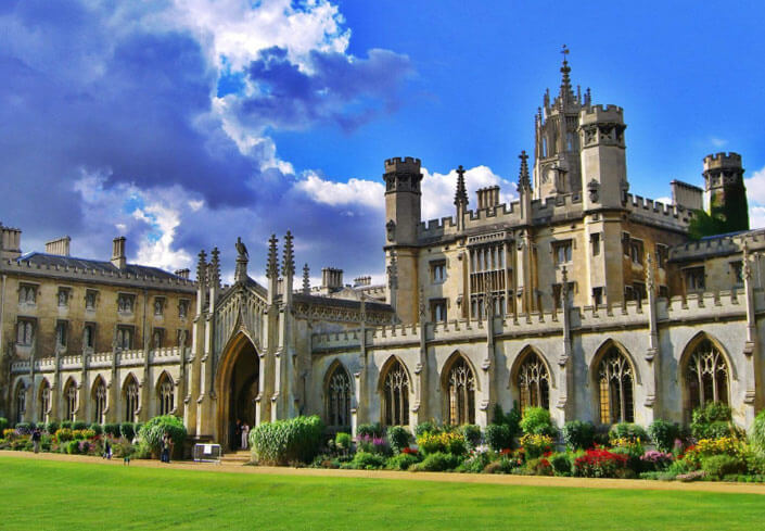 Кембриджский университет. University of Cambridge