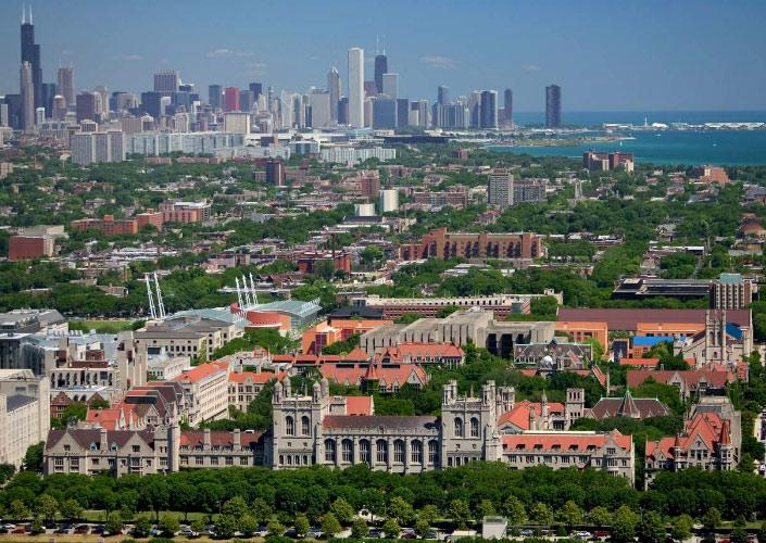 Чикагский университет (University of Chicago)