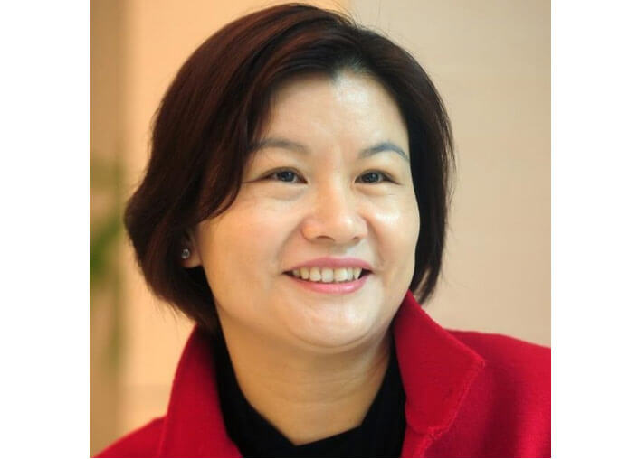 Zhou Qunfei. The richest woman in the world. The rating of Forbes 2017.
