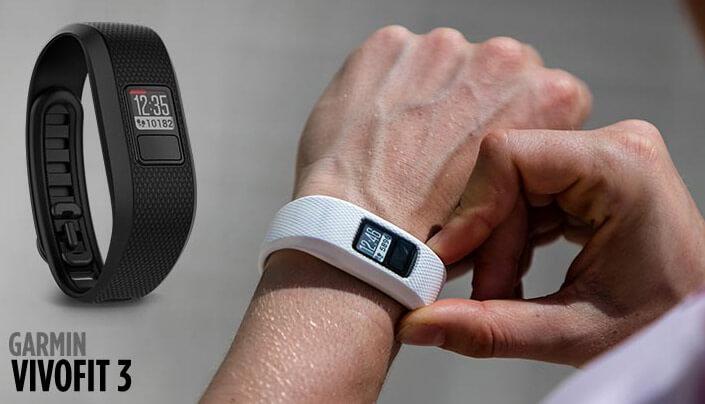 Garmin Vivofit 3 умный фитнес браслет