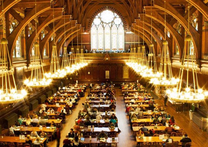 Гарвардский университет. Harvard University