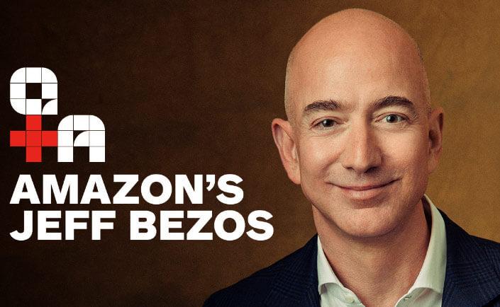 Джефф Безос. Самые богатые люди 2017 (рейтинг Форбс)