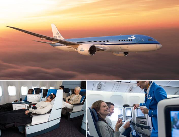KLM. Лучшие авиакомпании мира 2017. Рейтинг авиакомпаний