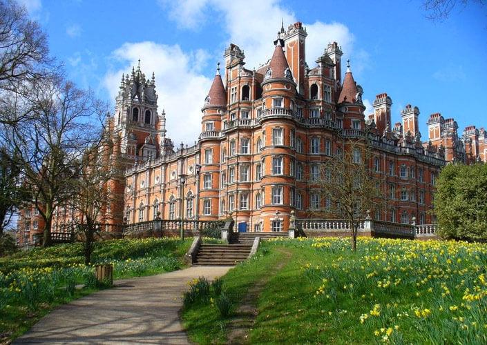 Лондонский имперский колледж. Imperial College London.