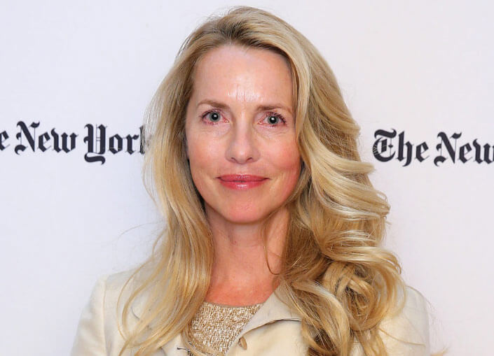 Laurene Powell Jobs. The richest woman in the world. The rating of Forbes 2017.