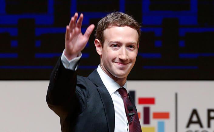 Марк Цукерберг. Самые богатые люди 2017 (рейтинг Форбс)