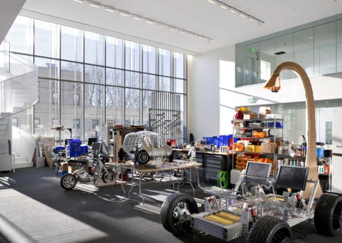 Массачусетский технологический институт. Massachusetts Institute