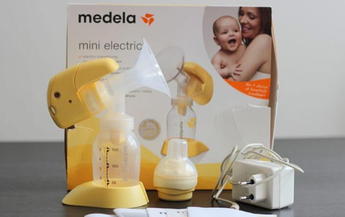 Medela Mini Electric – самый компактный молокоотсос