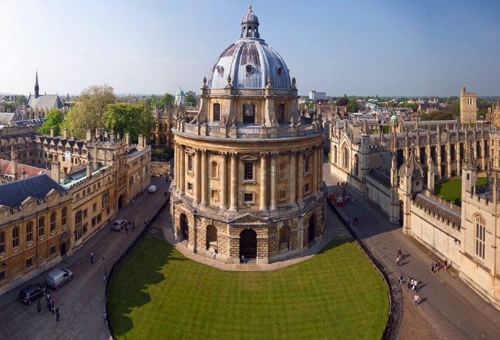 Оксфордский университет. University of Oxford