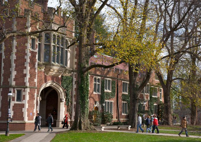 Принстонский университет. Princeton University