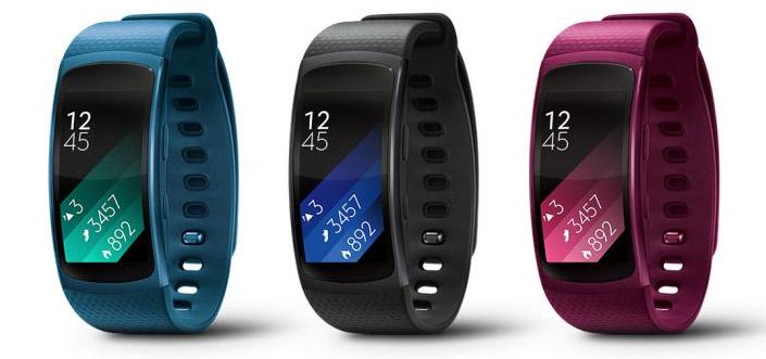 Samsung Gear Fit2 умный фитнес браслет