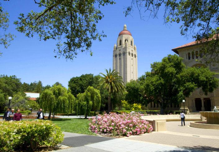 Стэнфордский университет. Stanford University