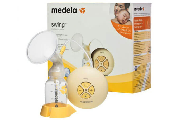 Medela Swing – лучший двухфазный молокоотсос