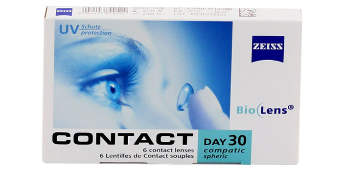 Contact Day 30 Compatic от Carl Zeiss