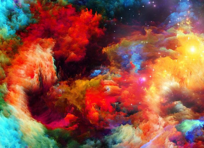 любимый цвет и характер человека разные цвета
