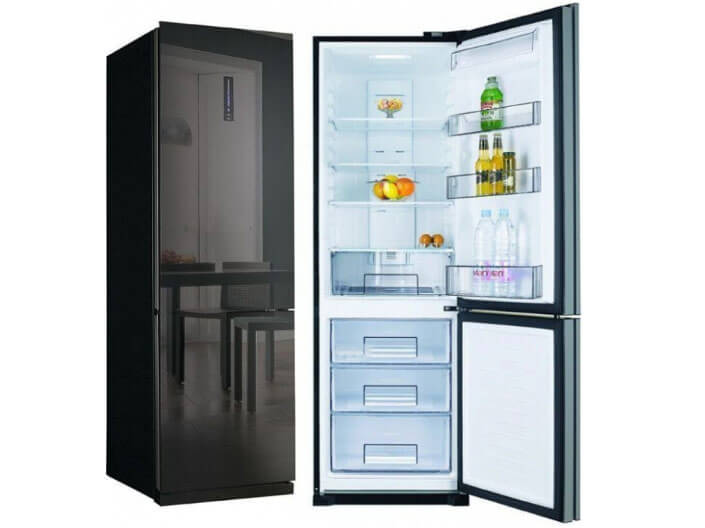 Daewoo NEO-V RNV3610GCHB. лучшие холодильники 2017