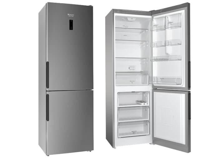 Hotpoint-Ariston HF 5180 S. лучшие холодильники 2017