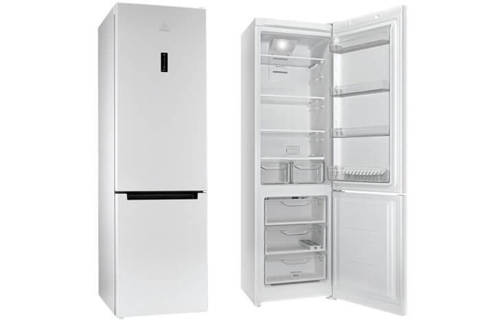 Indesit DF 5200 W лучшие холодильники 2017