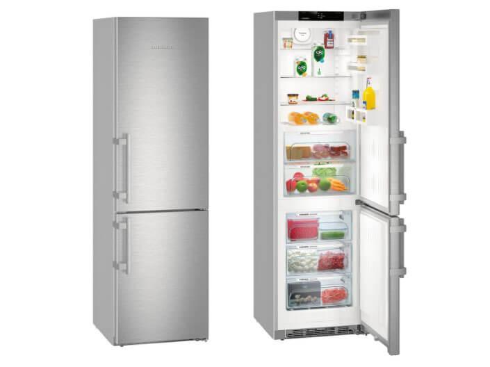 Liebherr CBNef 4815. лучшие холодильники 2017