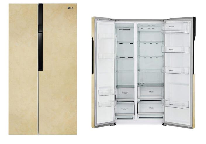 LG GC-B247 JEUV. лучшие холодильники 2017