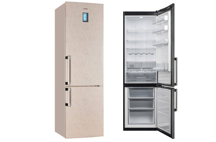 Vestfrost VF 3863 B лучшие холодильники 2017