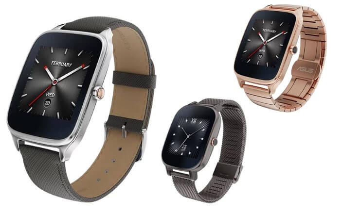 ASUS ZenWatch 2 лучшие смарт часы 2017
