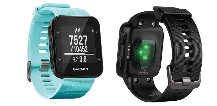 Garmin Forerunner 35 лучшие смарт часы 2017