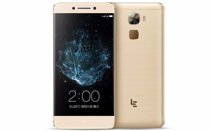 LeEco Le Pro 3 X722 Лучшие китайские смартфоны 2017 года.