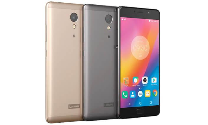 Lenovo P2 Лучшие китайские смартфоны 2017 года.