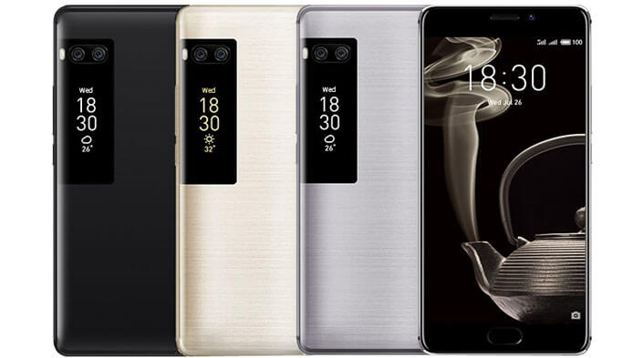 Meizu Pro 7 Plus 64Gb Лучшие китайские смартфоны 2017 года.