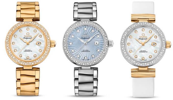 Omega Ladymatic лучшие женские часы 2017